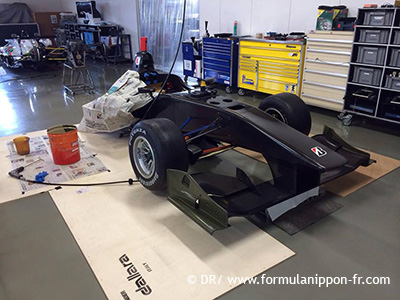 Le Beausset Motorsports-SF14