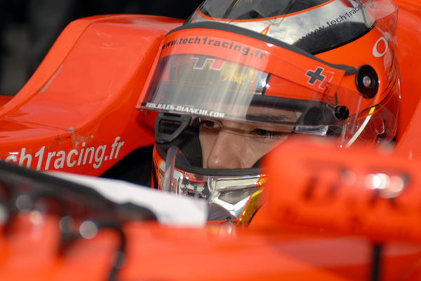 Jules Bianchi #JB17 - Fw2vimage