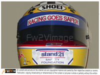 Shoei GRV4 -- F1-collector
