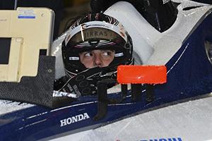 Bertrand Baguette - Nakajima Racing-Super FORMULA