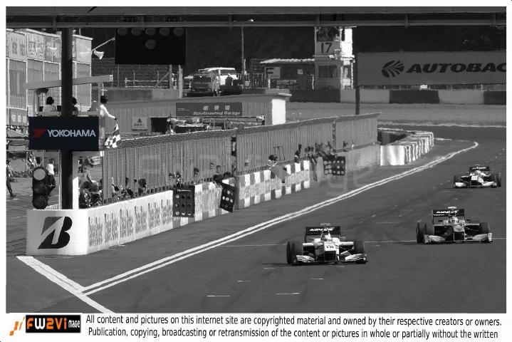 Okayama Circuit - Round 2 - Super Formula Nippon 2017
