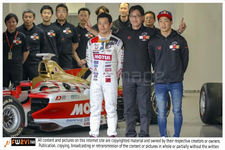 Super Formula 2018 Rd.1 Suzuka