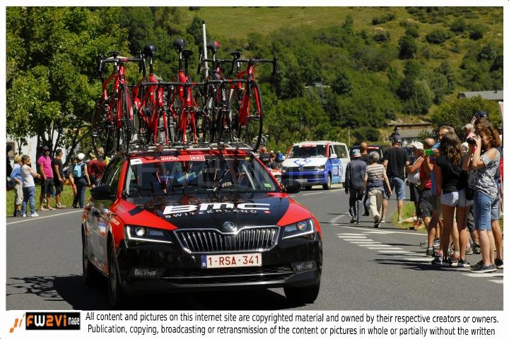Vuelta 2017  - Stage 3-Mont Louis