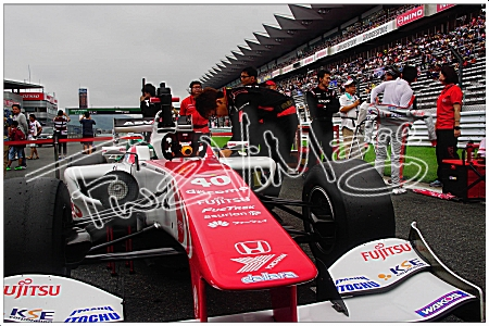 Fuji Speed Way Rd3 - SUPERFORMULA 2016