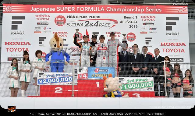 Suzuka-Circuit RD.1-Super Formula