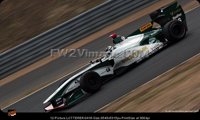 Suzuka Pre-season - Testing Super Formula March/April 2016